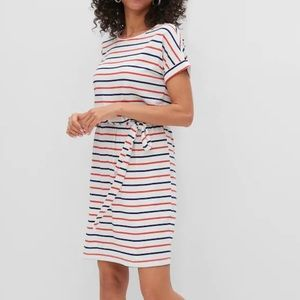 Banana Republic Size M Knit T Shirt Dress